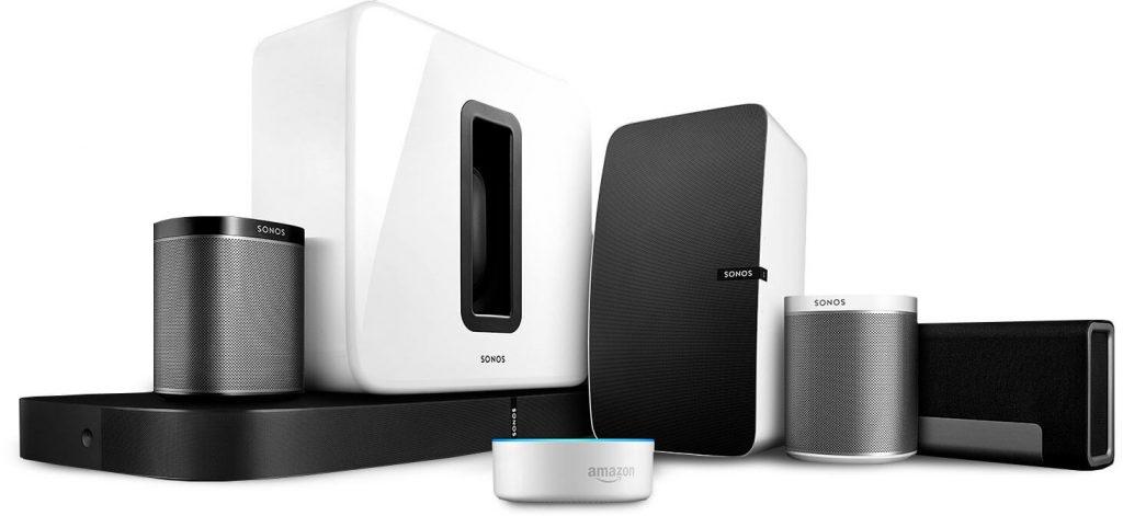 Sonos Alexa family